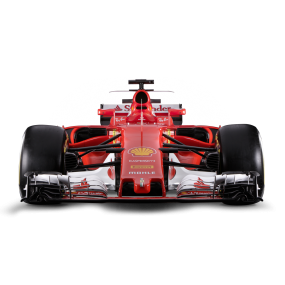 1:8 FERRARI SF70-H RED