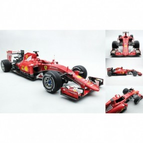 1:8 FERRARI SF15-T RED