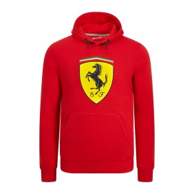 KIDS HOODED SWEAT FERRARI