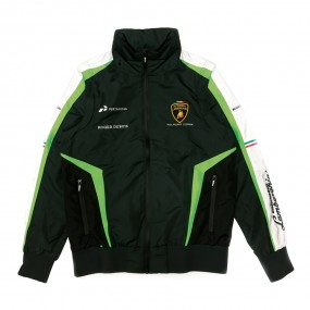 Lambo Corse Windbreaker Woman (Detachable Sleeves)