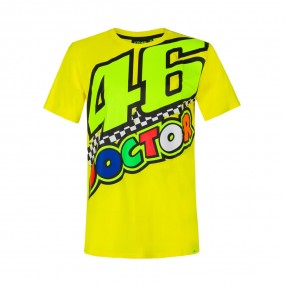 VR 46 T-shirt Uomo The Doctor
