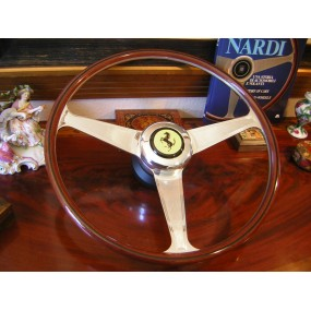 Nardi steering wheel...