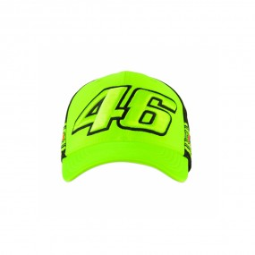 VR / 46  Cap with Ribbons