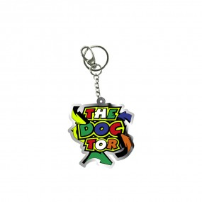 VR / 46 The Doctor Keychain