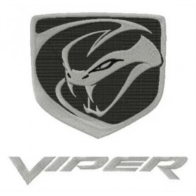 Viper with Snake Brand...