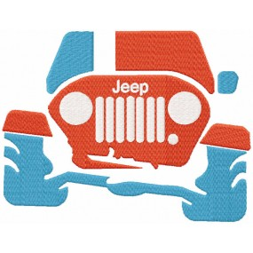 Jeep Iron-on Patches and...