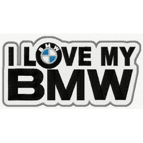 BMW Love Toppe Termo...